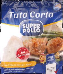 Trutro Pollo Corto Iqf, Super Pollo,3-4 U. 800 G
