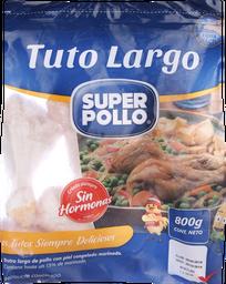 Tuto de Pollo Super Pollo Largo  800  g