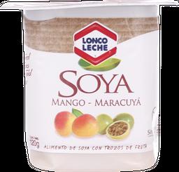 Yogurt de Soya Loncoleche Trozos Mango Maracuyá 120 g