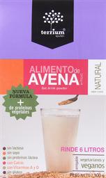 Alimento Terrium de Avena, Polvo 450 g