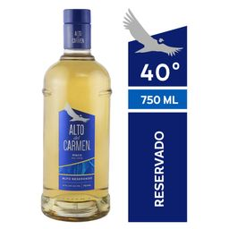 Pisco Reservado Alto del Carmen 40° Botella 750ml