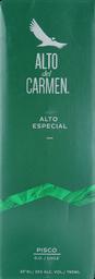 Pisco Alto Del Carmen, 35°, 750 Ml.