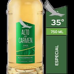 Alto Del Carmen Pisco 35° Botella
