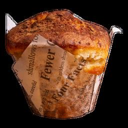 Muffin manzana canela