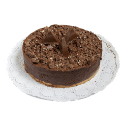 Cheesecake de toblerone