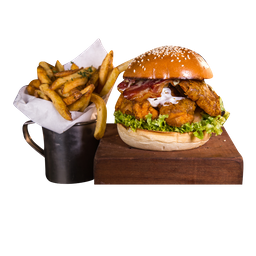 Colonel Sanders Burger