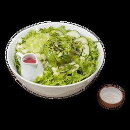 [Lunch] Bowl Verde + Agua de Coco Kokísimo