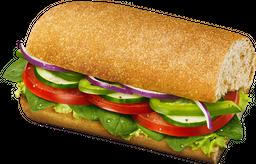 Deleite Vegetariano 15 Cms