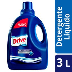 2 x Drive Perfect Results Detergente Líquido Botella 3Lt