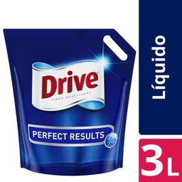 Drive Perfect Results, Detergente Líquido Recarga 3Lt
