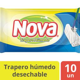TRAPERO HUMEDO NOVA  10UN