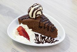 Brownie al fudge