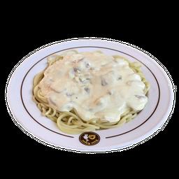 Spaghetti Blanco