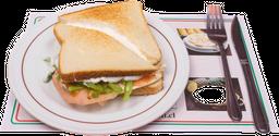Sándwich Vegetariano Quesillo