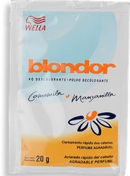 Tinturas Aclarante Blondor Manzanilla 20Gr