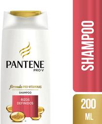 Shampoo Pantene Rizos Definidos 200Ml
