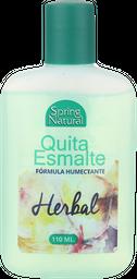 S Nat Quita Esmalte Herb 110M