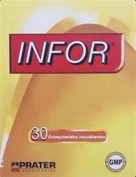 Vitaminas Infor Com.Rec. 30