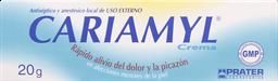 Antipruriginosos Cariamyl Crema 20Gr.