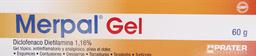 Merpal Gel.1 %.60 Gr.