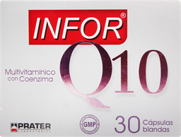 Belleza Mujer Farma Infor-Q10 Cap.30