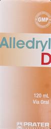 Antipruriginosos Alledryl-D Jarabe.120Ml.