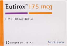 Hormonas Tiroideas Eutirox Com.175Mcg. 50