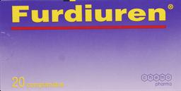 Diureticos Furdiuren Com.20