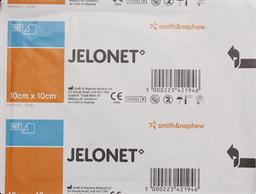 Regenerador Dermatologico Jelonet Apos.10Cmx10Cm.1
