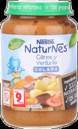 Comida Naturnes Colad.Carn/Ve.215G