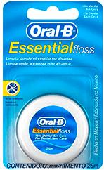 Hilos Y Sedas Dentales Oral-B Hilo Dental S/Cera