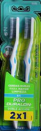 Cepillos Dentales Dural.Cep.6N Duro     2X1