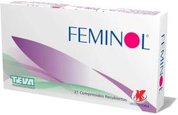 Anticonceptivos Feminol Com.21