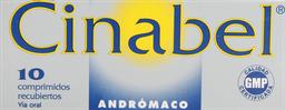 Antijaquecosos Cinabel 10 Comprimidos