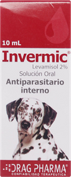 Profilaxis Veterinaria Invermic Perros Gts.10Ml.