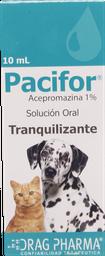 Medicamentos Veterinaria Pacifor Gts.10Ml.