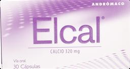 Calcio Mujer Elcal Cap.320Mg.30