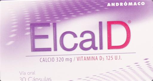 Calcio Mujer Elcal-D Cap.30