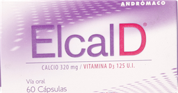 Calcio Mujer Elcal-D Cap.60