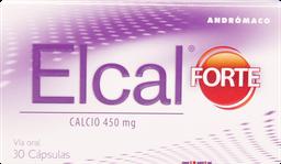 Elcal Fte Cap 450mg 30