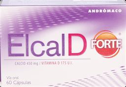 Calcio Mujer Elcal-D Forte Cap.60