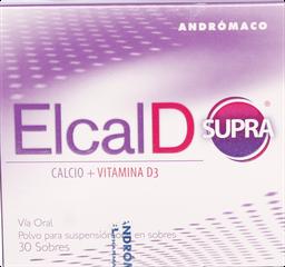 Calcio Mujer Elcal-D Supra Sbr.30