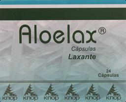 Laxantes Aloe Lax Cap.24