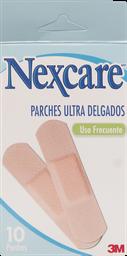Parches Nexcare Par.U.Delg.X10