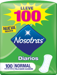 Protectores Diarios Donna.P.Diar. X100