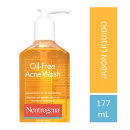 Combo X2 Jabón Líquido Antiacne Neutrogena