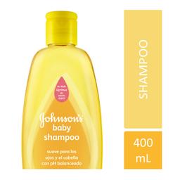 Higiene Infantil Johns.Baby Sh.Origi.400Ml