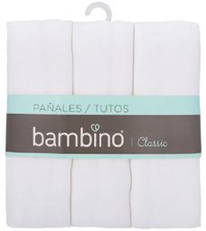 Textil Infantil Bambino Panal Blanco    3