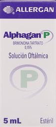 Medicamentos Oftamologicos Alphagan P Soloft.0,15%5M