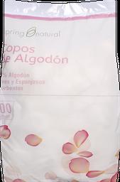 Accesorios Maquillajes S.Nat.Copo.Algodon Bx100